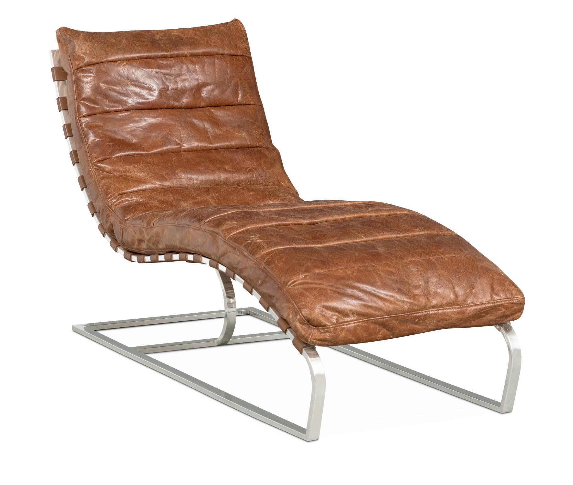 Balboa Chaise   Brown