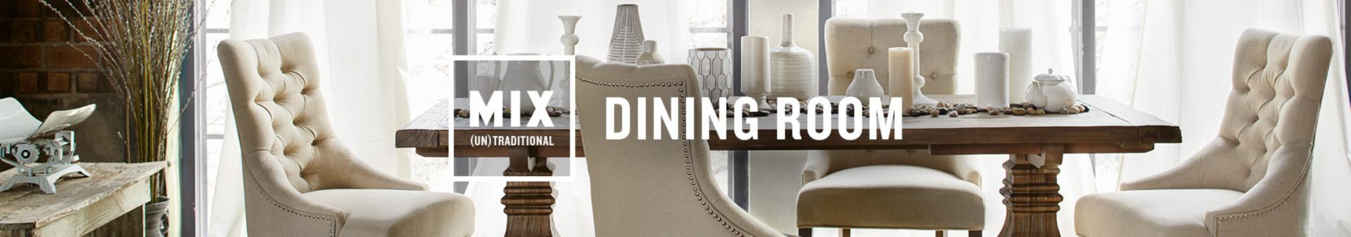 UnTraditional Dining Room Furniture Value City Furniture