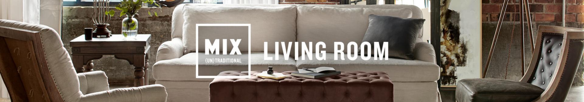 UnTraditional Living Room Furniture Value City Furniture