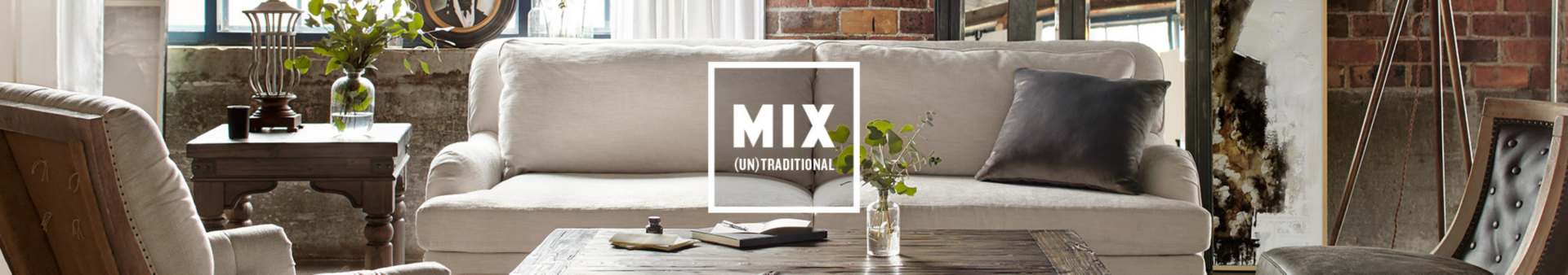 mix (un)traditional