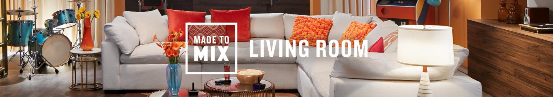 MIX Living Room Furniture Value City Furniture