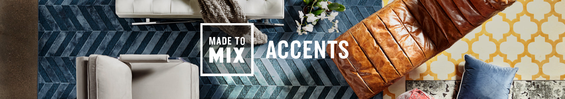 Made To Mix Accent Furniture