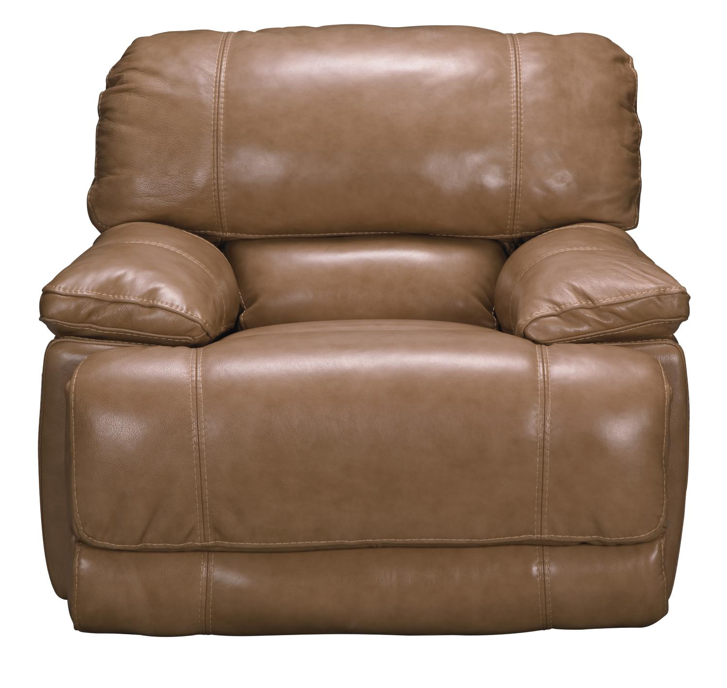 St. Malo Power Recliner   Taupe