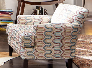 shop all Kroehler custom accent chairs