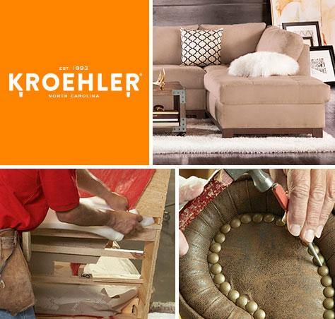 shop kroehler living rooms - Kroehler Furniture