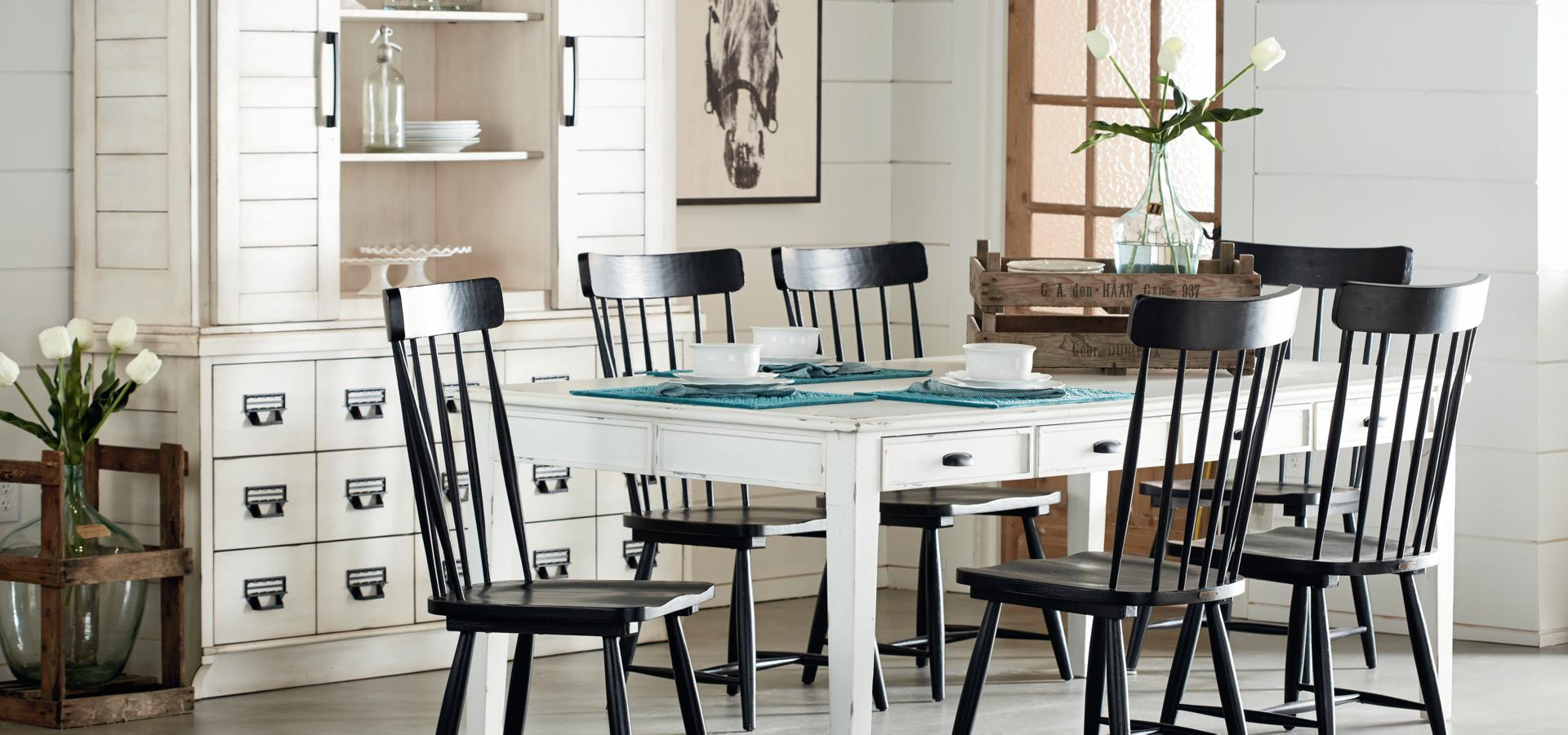 farmhouse style collection - Dining Room Sets Value City Furniture