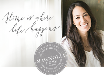 Magnolia Home by Joanna Gaines Logo