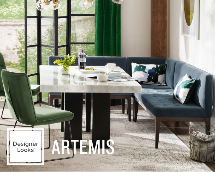 the artemis dining room
