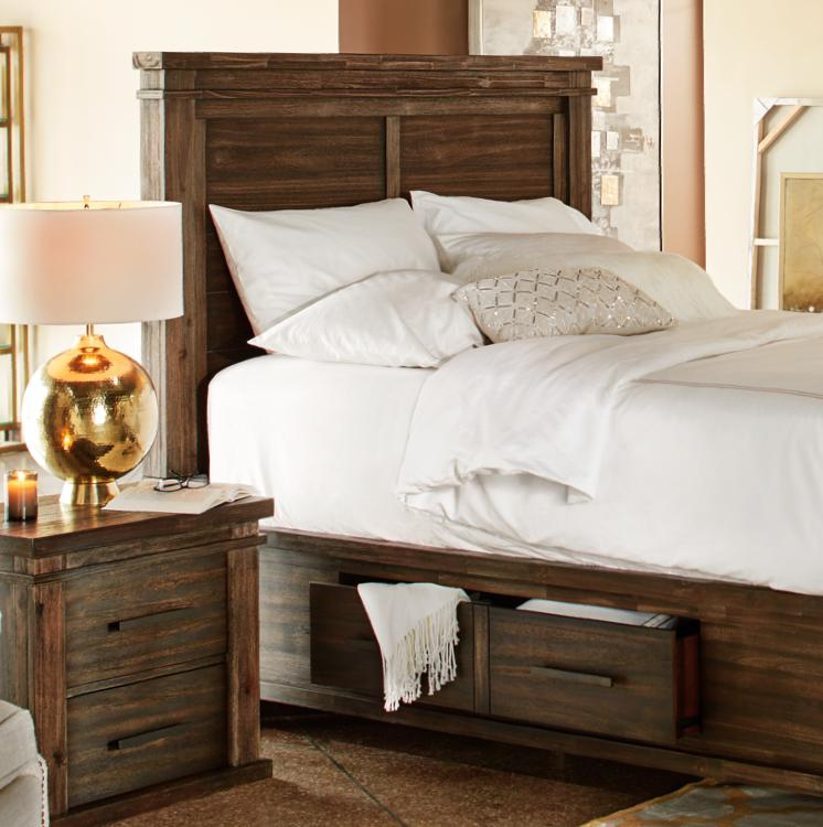 bedroom furniture. American Signature Furniture   Designer Looks for Less   American