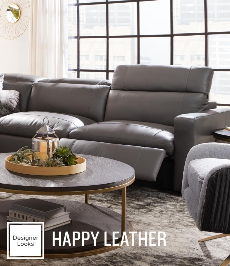 Happy Leather