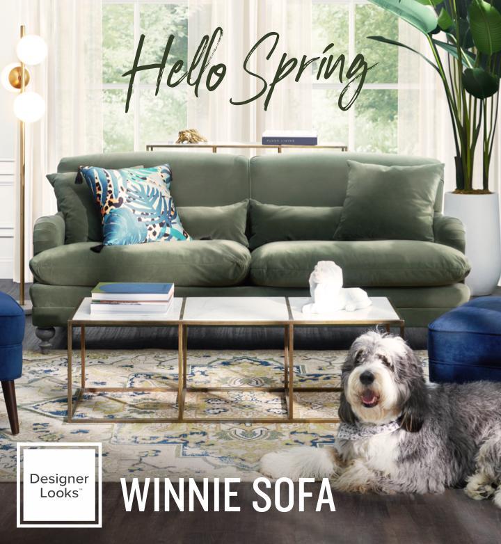 designer looks Winnie