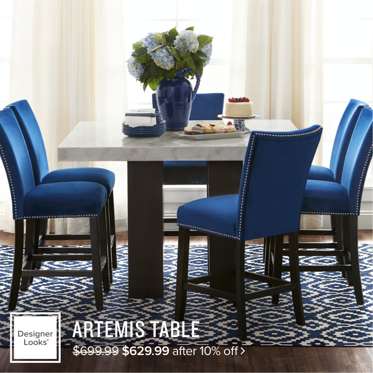 photo of a artemis dining room