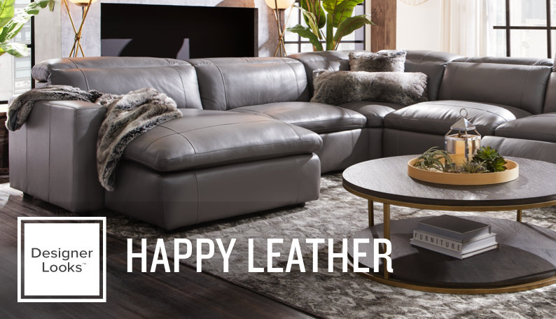 Happy Leather