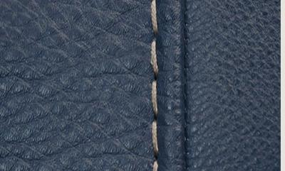 comfort cushion stitching detail