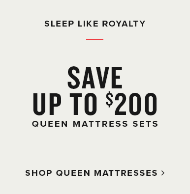 shop queen mattresses