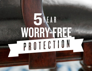love your furniture...than protect it with pure promise