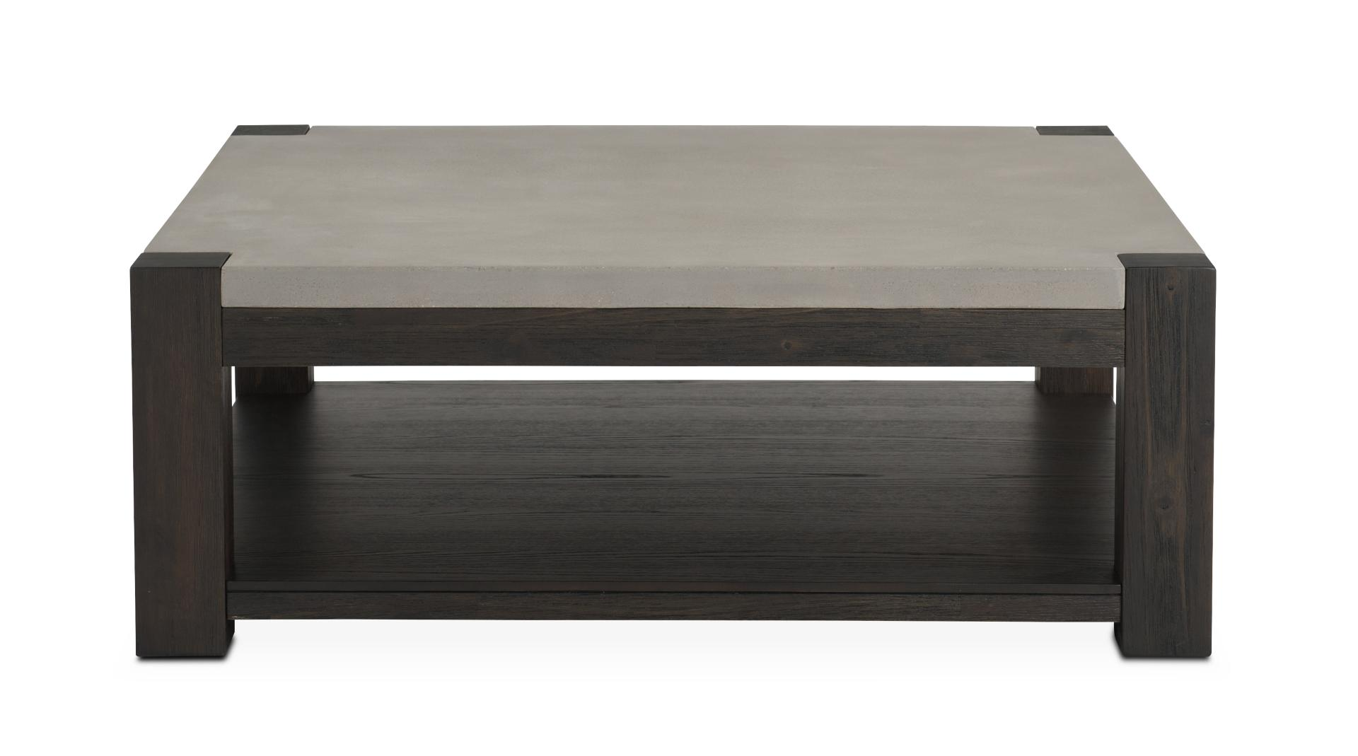 Kellen Square Cocktail Table   Umber
