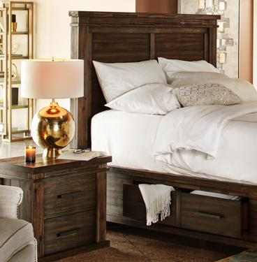 Bedroom furniture american signature furniture - White colonial bedroom furniture ...