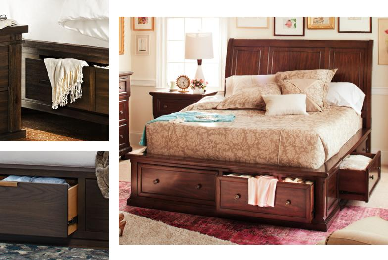 everyone could use more storage Bedroom Furniture  American Signature