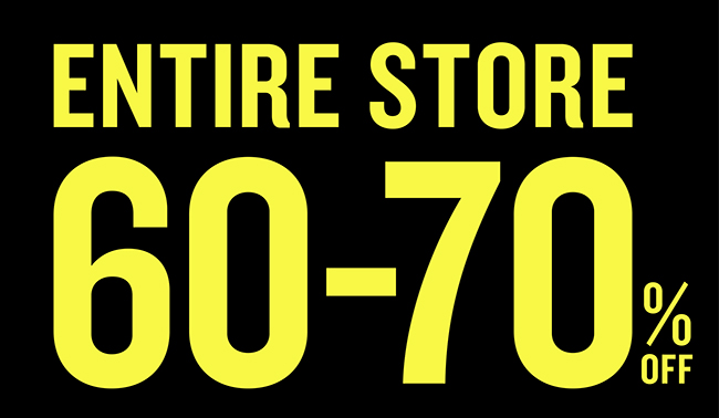 60% to 70% off Furniture