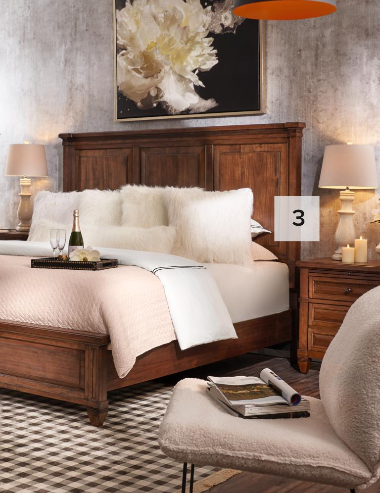 rosalie bedroom items