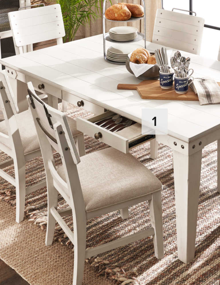 new haven dining room collection