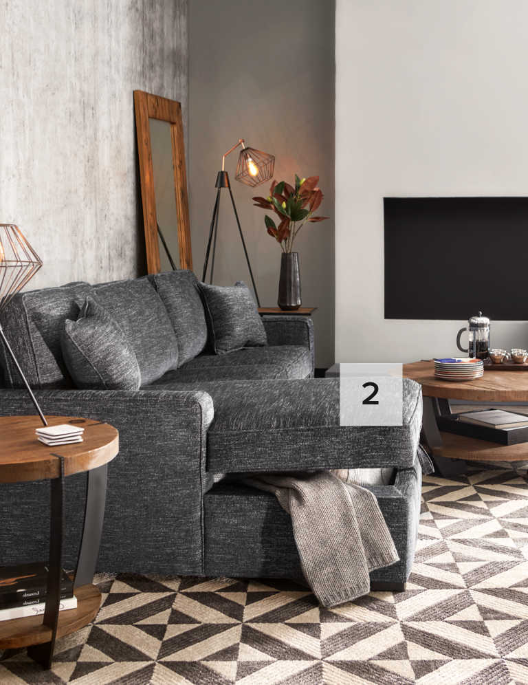 mayson living room collection