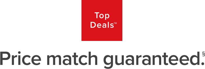 Top Deal - Price Match Guaranteed