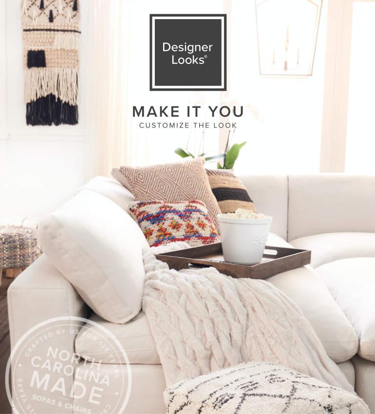 Custom Furniture Made in North Carolina Hero Image