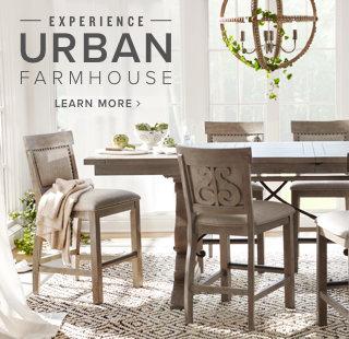 explore the urban farmhouse style