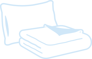 bedding accessories icon
