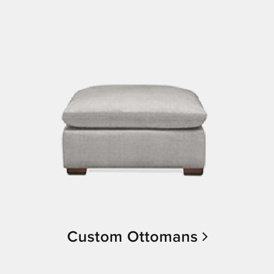 Custom Ottomans