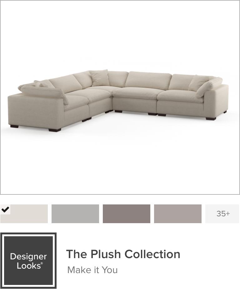 Custom Plush Furniture