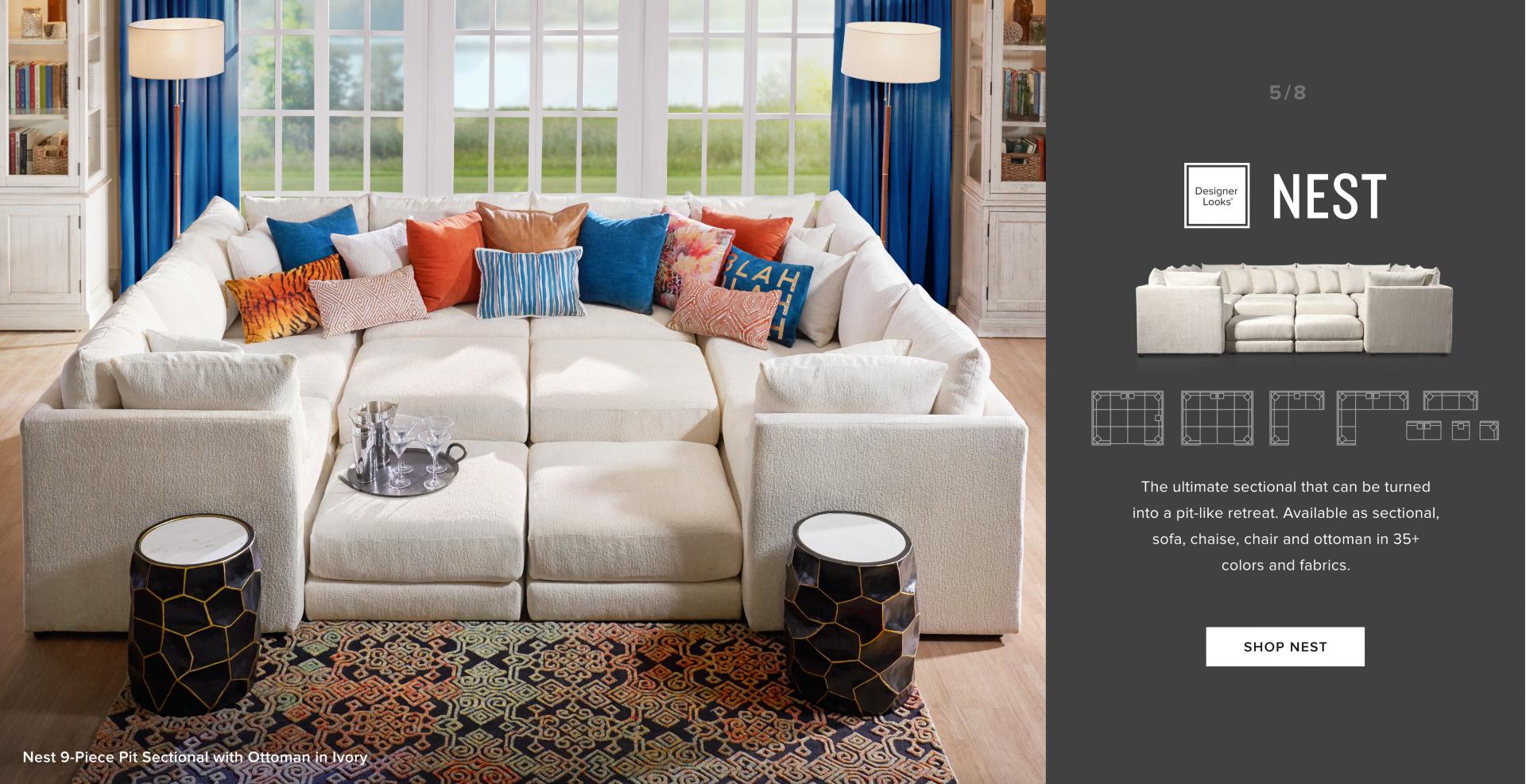 Make It You - Custom Nest Furniture