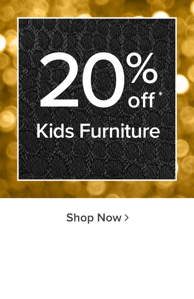 20% Off Kids Furniture - Shop Now