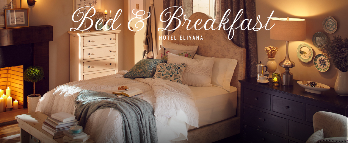 rustic bed and breakfast