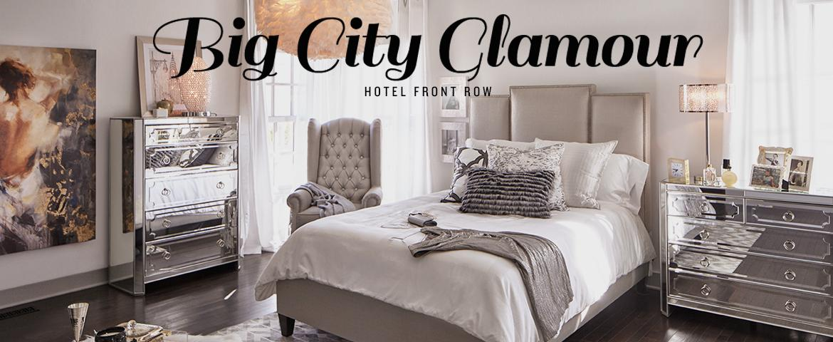 big feel with a glamorous look browse the big city glamour style
