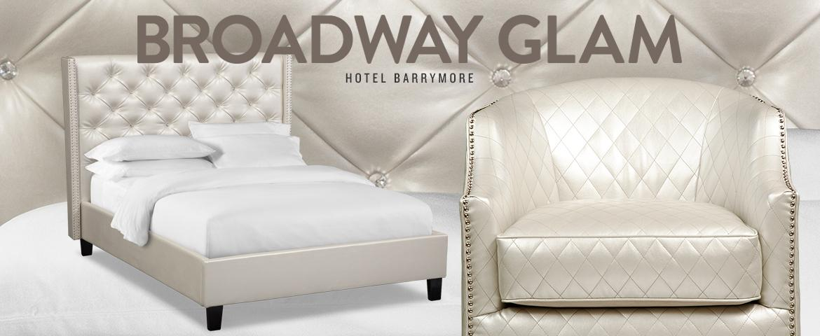 discover the bright lights and luxurious broadway glamor style