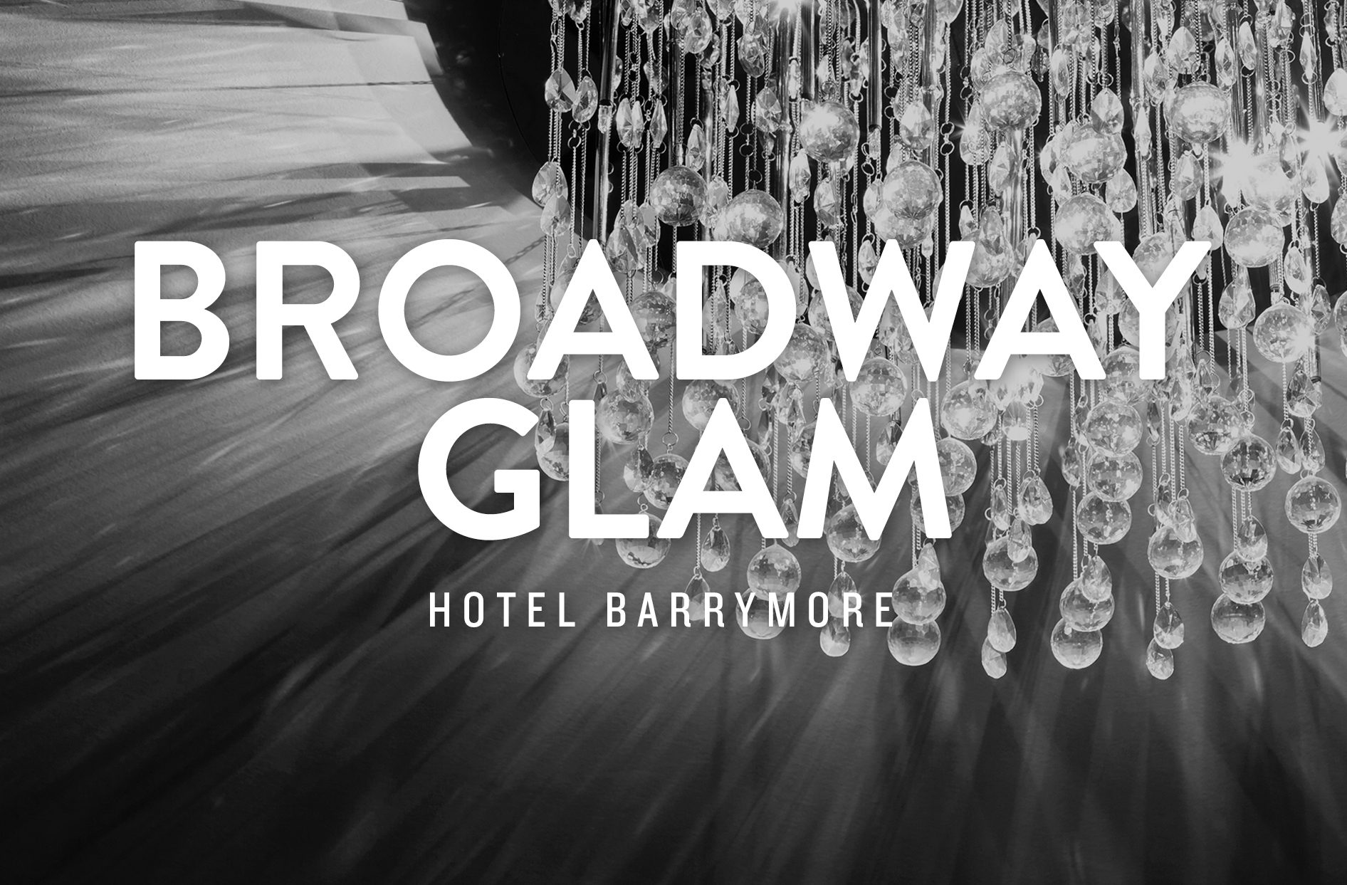 discover the look of broadway glam inside the hotel barrymore collection