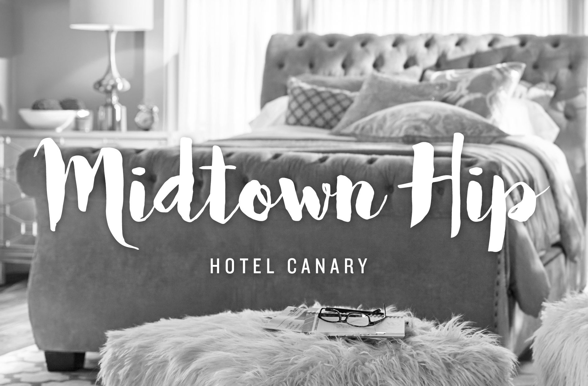 explore the midtown-hip vibe inside the hotel canary collection