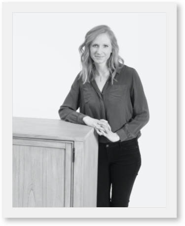 photo of our in-house expert: Amber Hunsberger - Dining & Bedroom Merchant.