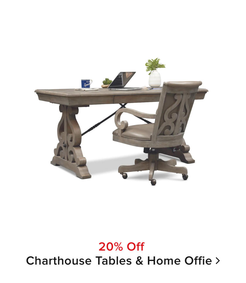 20% Charleston Home Office Collection