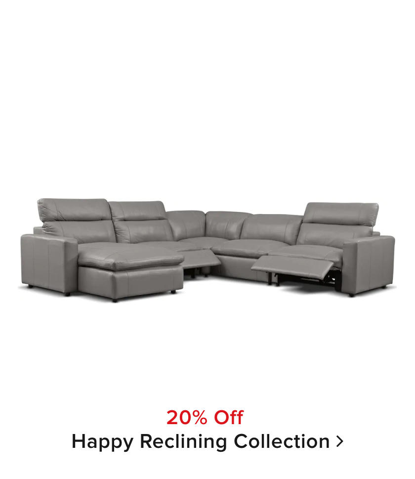 20% off Happy Collection