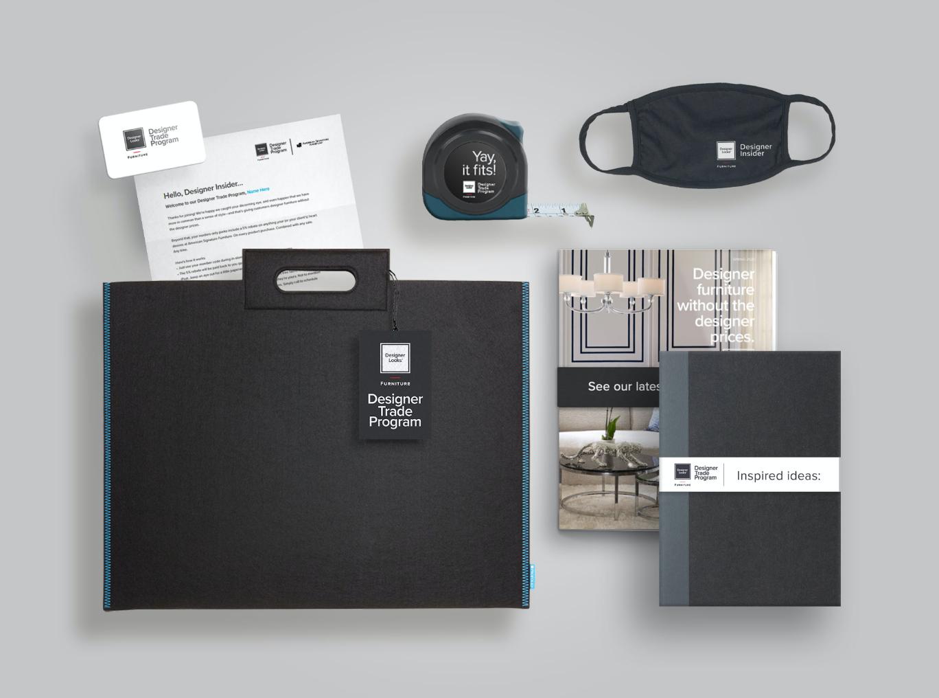 Designer Trade Program Gift Offerings