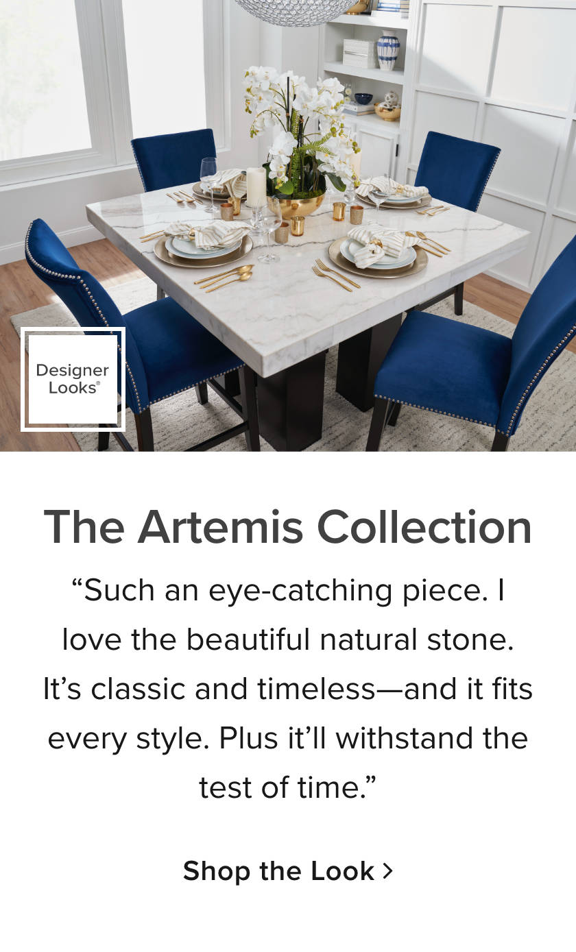 Artemis Counter Height Dining Set
