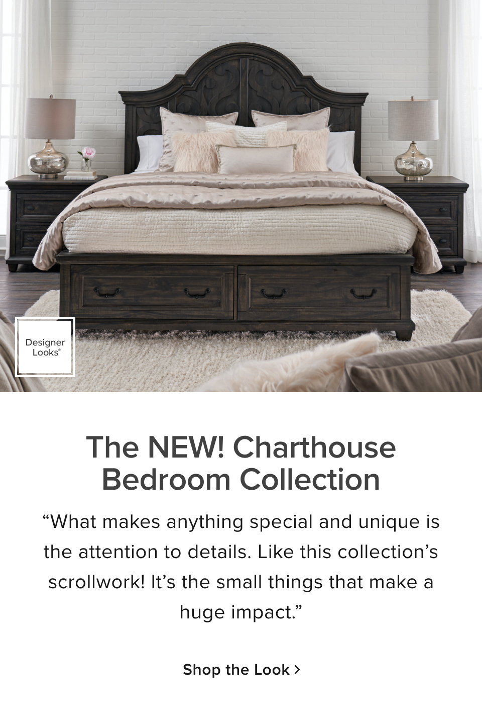 Charthouse Bedroom Set