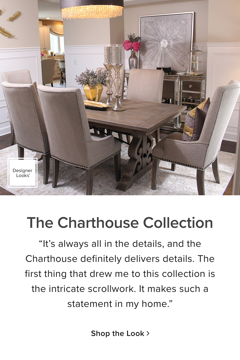 Charthouse Dining Room Set
