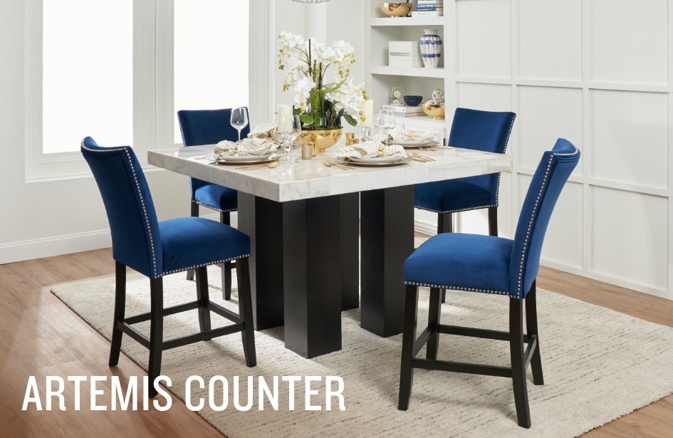 Shop the Farah Artemis Counter Collection
