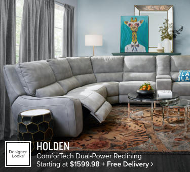 Holden | ComforTech Dual-Power Reclining | $1599.98 + Free Delivery