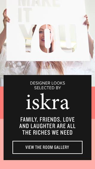 designer looks selected by iskra lawerence